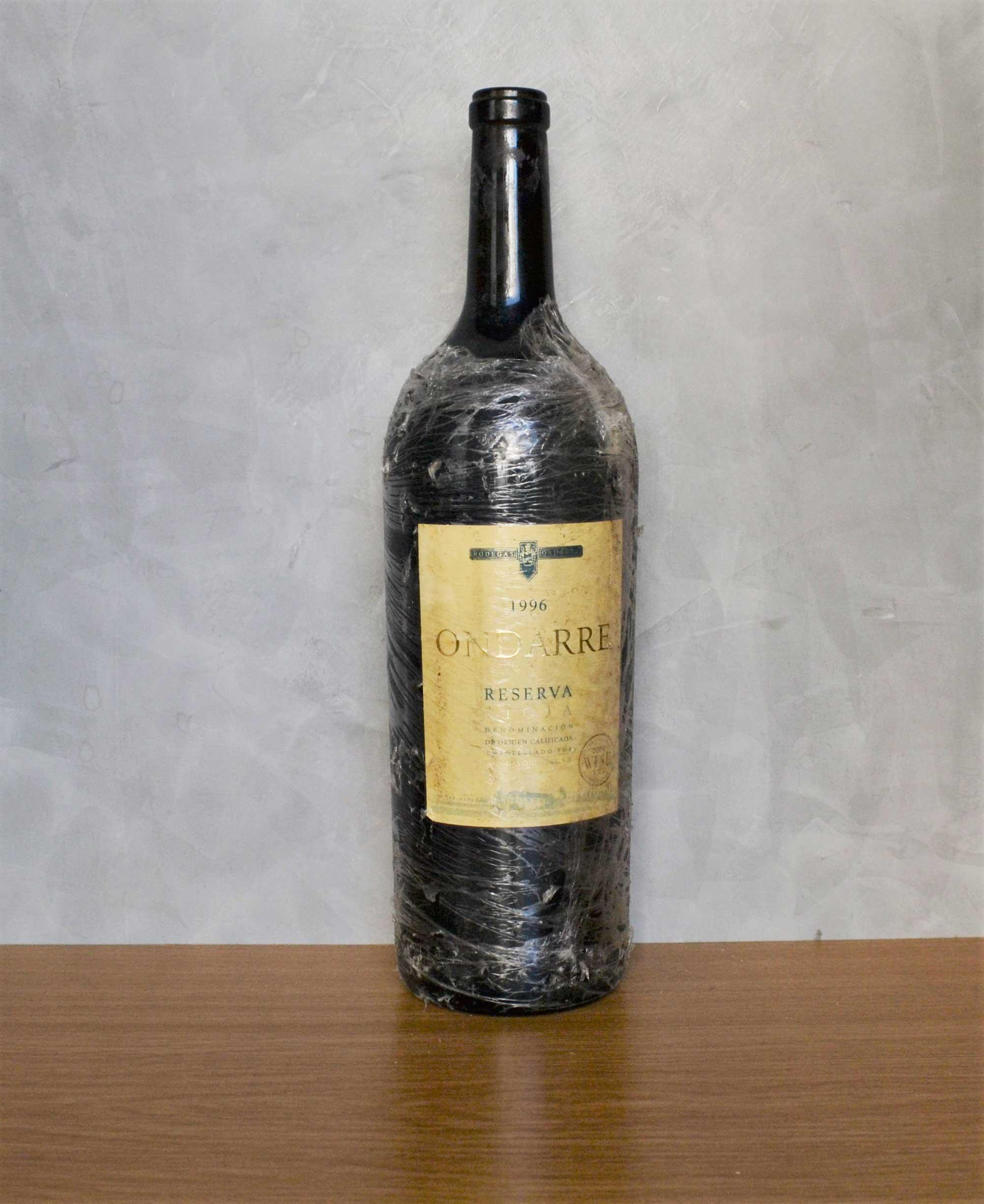 Ondarre Magnum reserva 1996