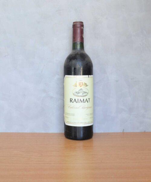 Raimat cabernet sauvignon 1991