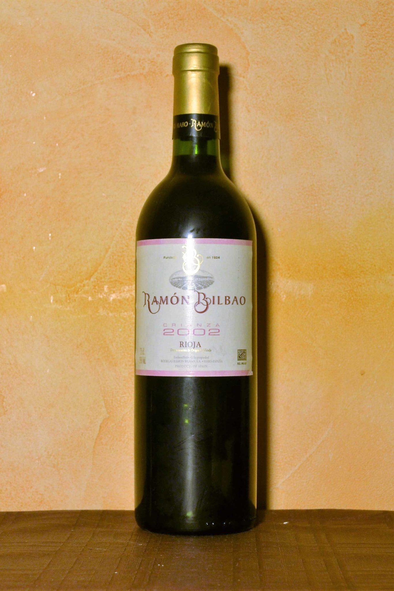 Ramon Bilbao Crianza 2002