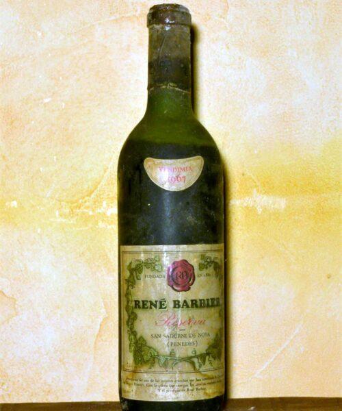 Rene Barbier Reserva 1967