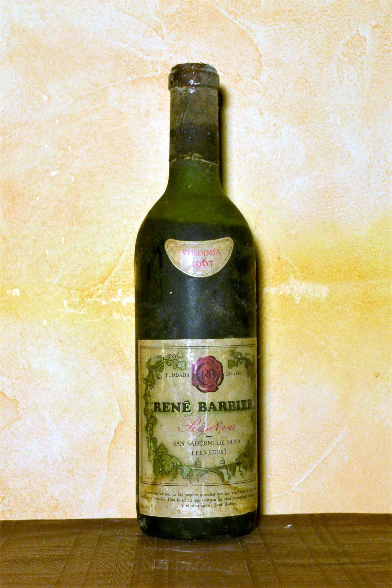 Rene Barbier Reserve 1967