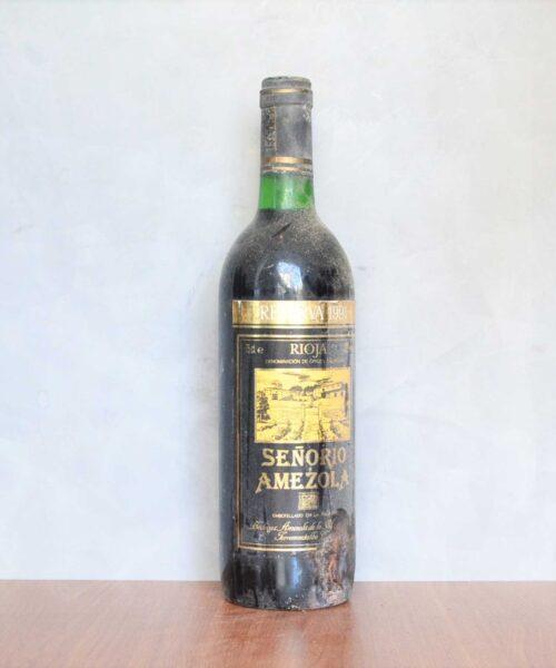 señorio amezola reserve 1991