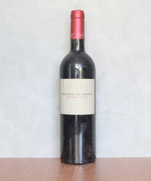 señorio de sarria reserva 1997