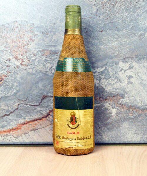 Siglo Saco Blanco 1969