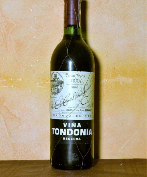 Viña Tondonia Reserva 1999