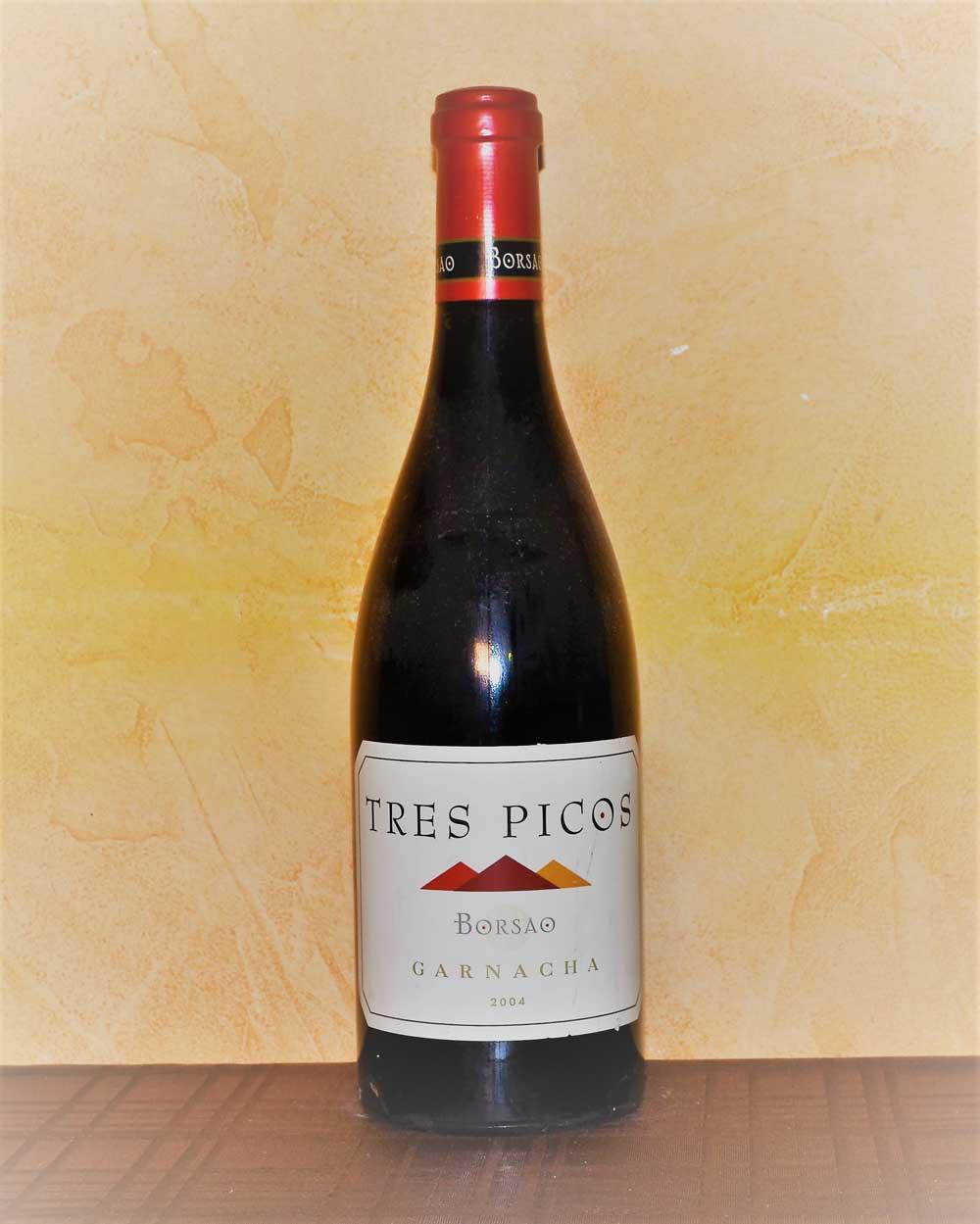 Borsao Tres Picos 2004