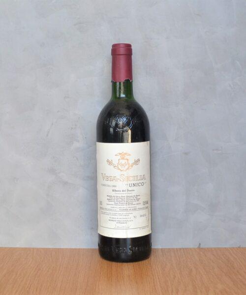 Vega Sicilia Unique 1980