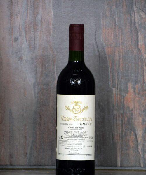 Vega Sicilia Unico 1990