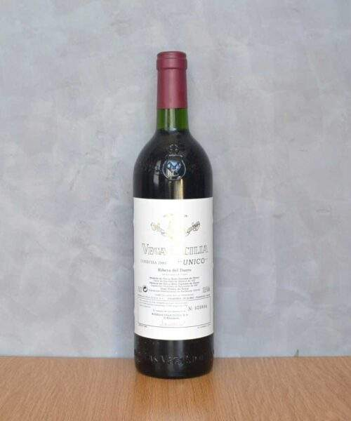 Vega Sicilia Único 1981