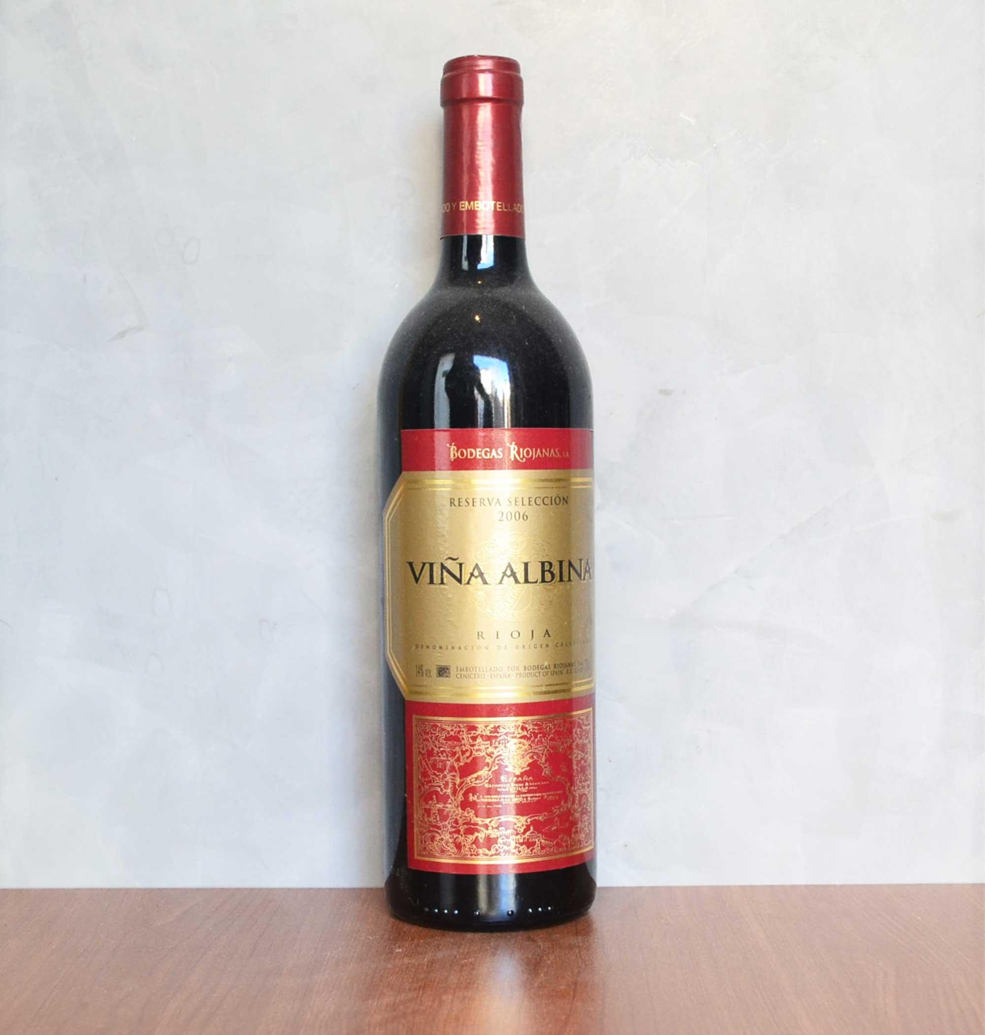 Viña Albina selection 2006