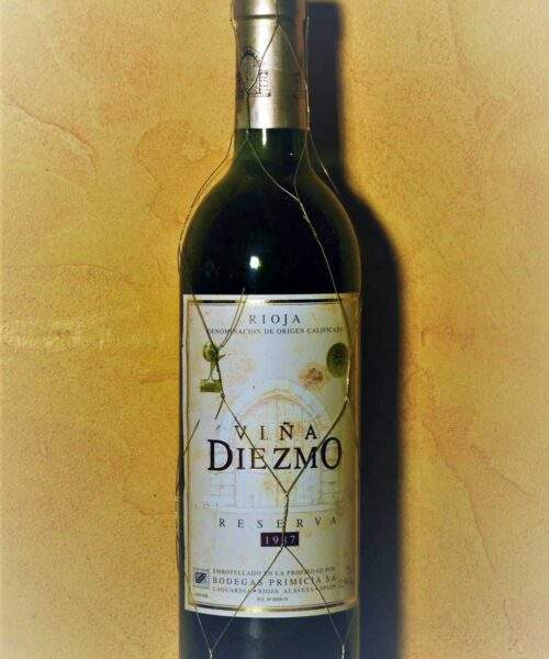 Diezmo Reserva Vineyard 1997