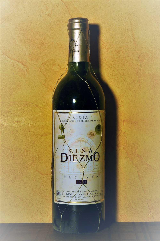 Diezmo Reserva Vineyard 1997