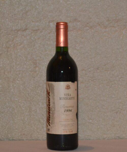 Viña Mindiarte Reserva 2006