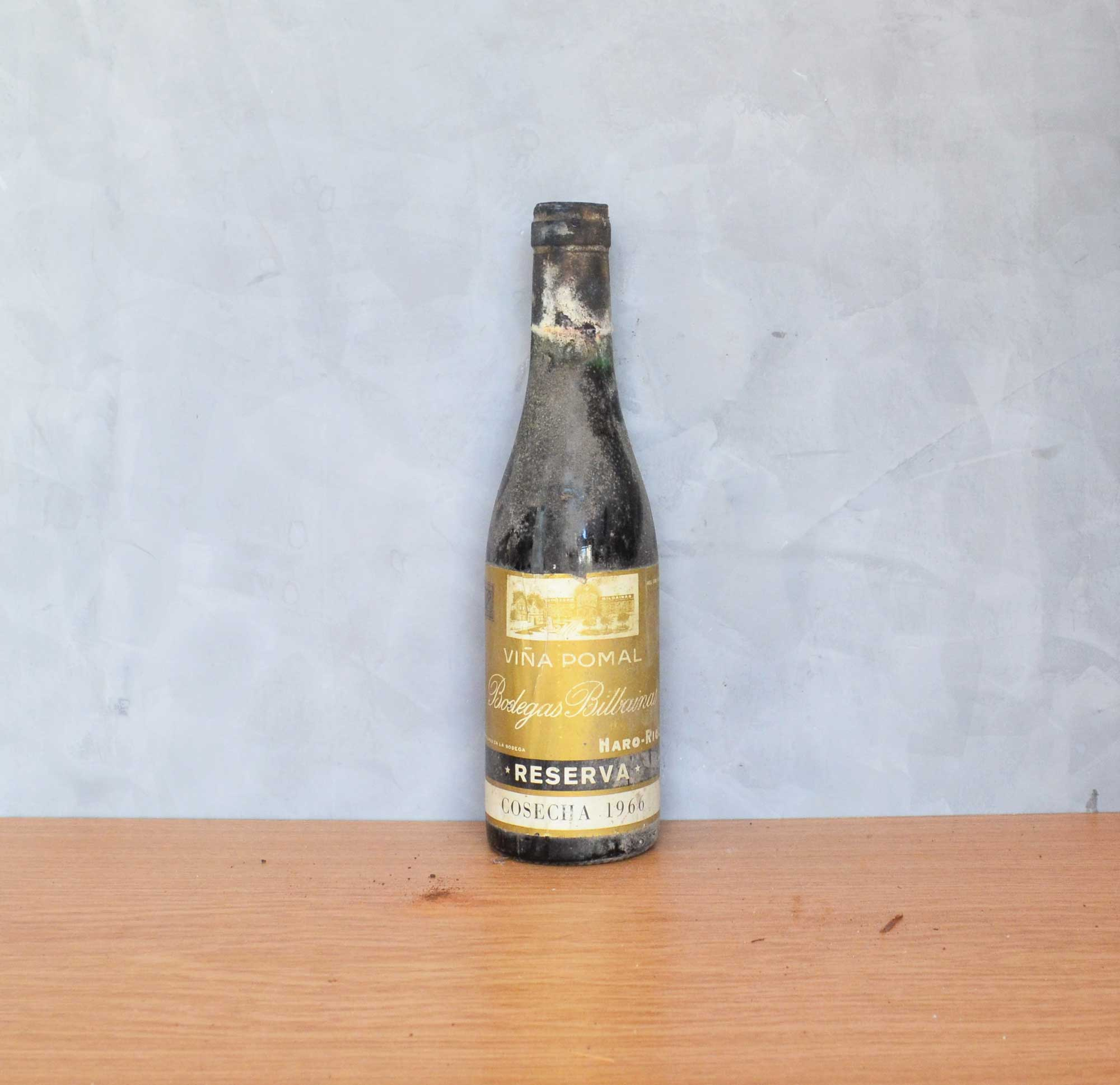 viña pomal reserva 1966 375 ml