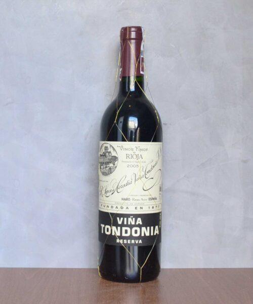 Viña Tondonia Reserva 2005