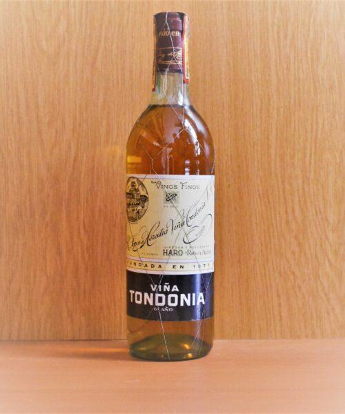 Viña Tondonia 6º Año Blanco Años 60-70