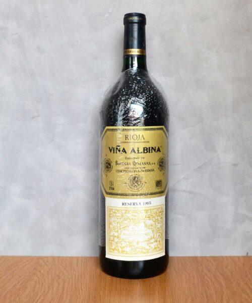 Viña Albina Magnum reserva 1995