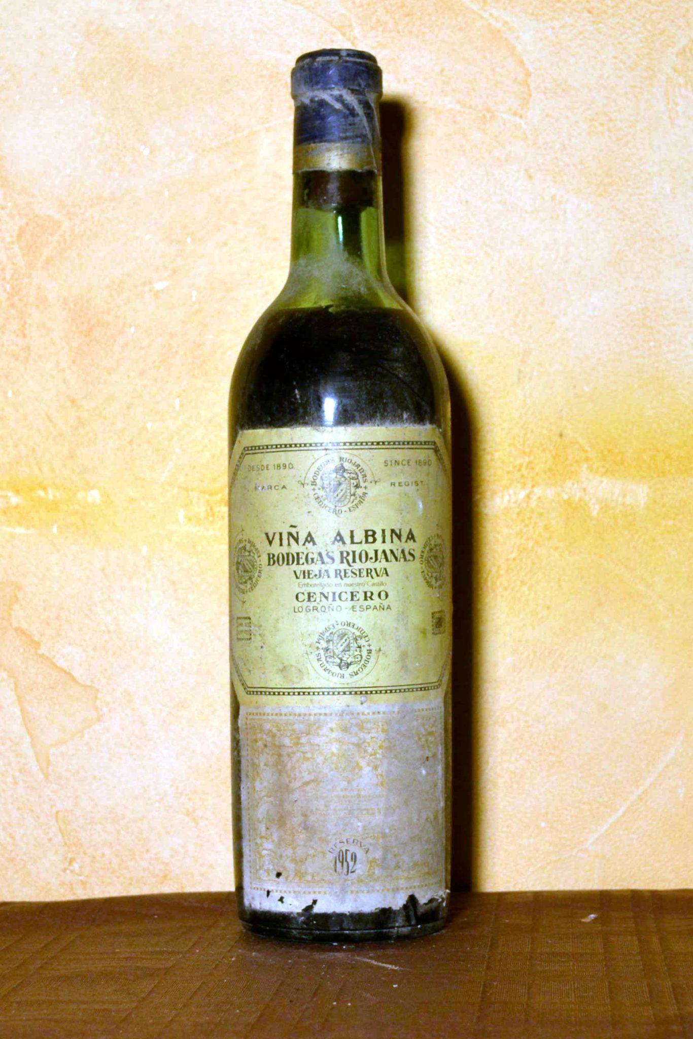 Viña Albina Reserva 1952