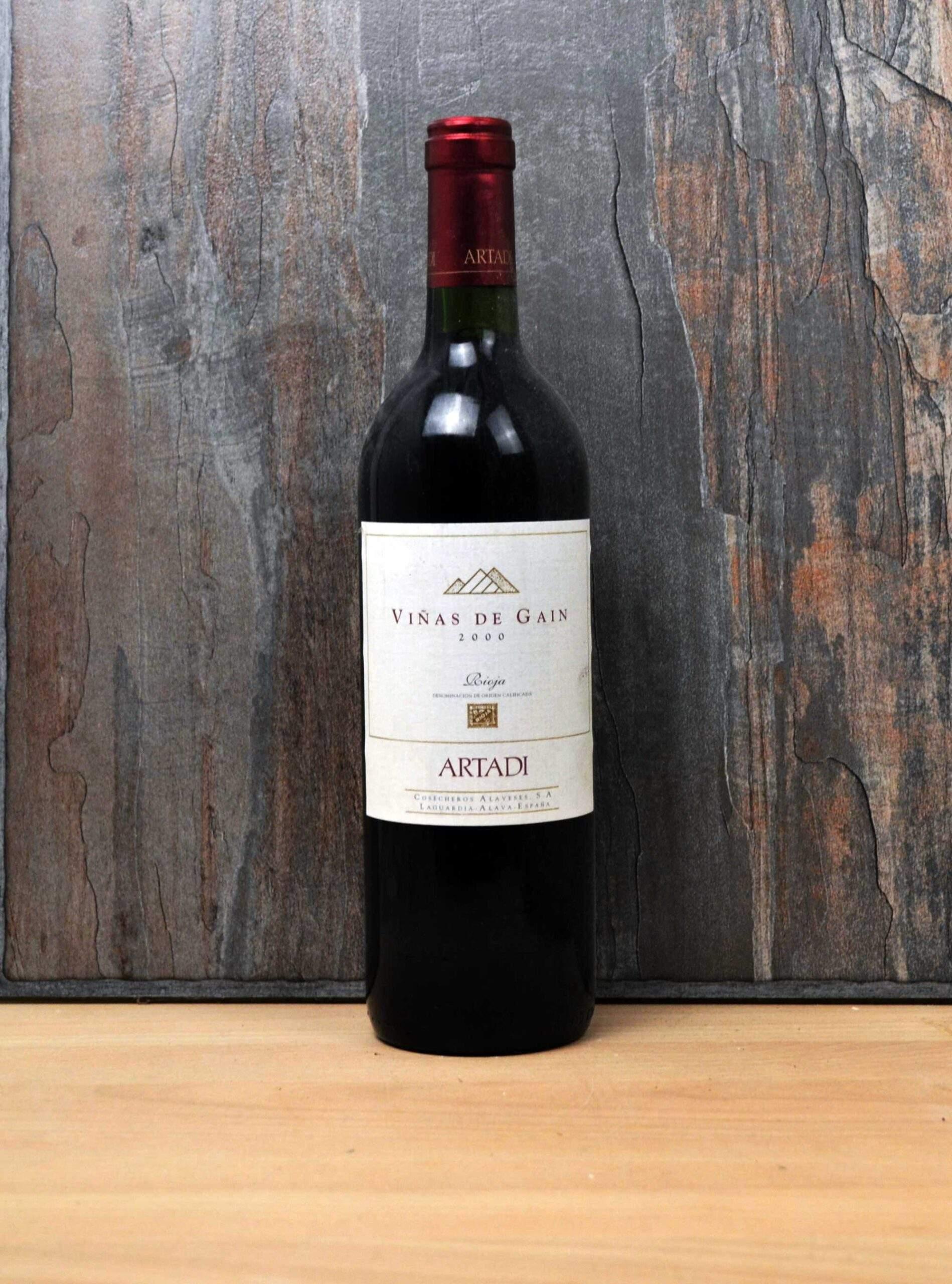 Artadi Viñas de Gain 2000